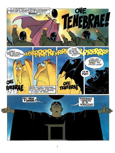 Page 8 L'Incal - une aventure de John Difool tome 2 - l'Incal lumière