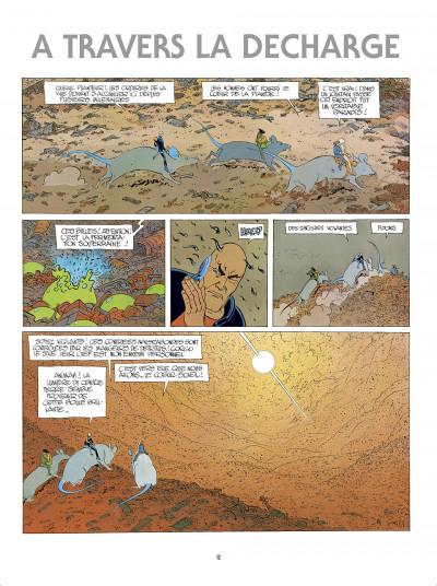 Page 2 L'Incal - une aventure de John Difool tome 3 - ce qui est en bas