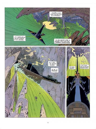 Page 4 L'Incal - une aventure de John Difool tome 3 - ce qui est en bas