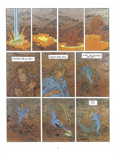 Page 6 L'Incal - une aventure de John Difool tome 3 - ce qui est en bas