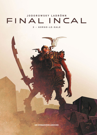 Couverture Final incal tome 3
