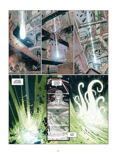 Page 4 Final incal tome 3