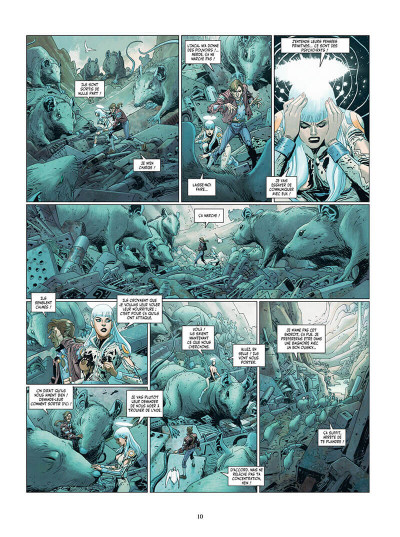Page 9 Final incal tome 3