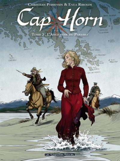 image de Cap Horn tome 3 - l'ange noir du Paramo
