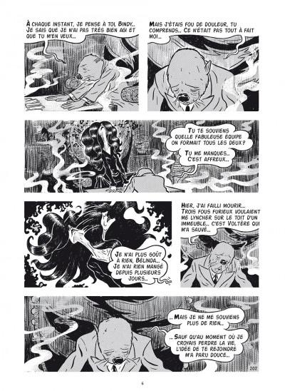 Page 4 cité 14, saison 1 tome 4 - on s'évade comme on peut...