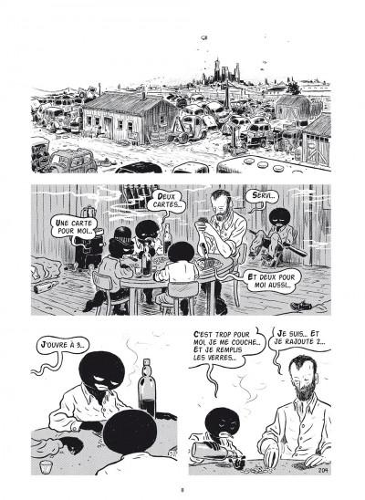 Page 6 cité 14, saison 1 tome 4 - on s'évade comme on peut...