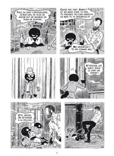 Page 7 cité 14, saison 1 tome 4 - on s'évade comme on peut...