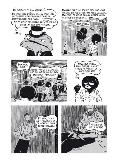 Page 9 cité 14, saison 1 tome 4 - on s'évade comme on peut...