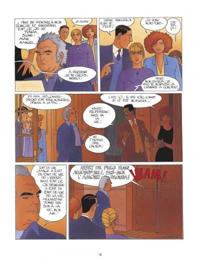 Page 0 la folle du sacré-coeur ; intégrale