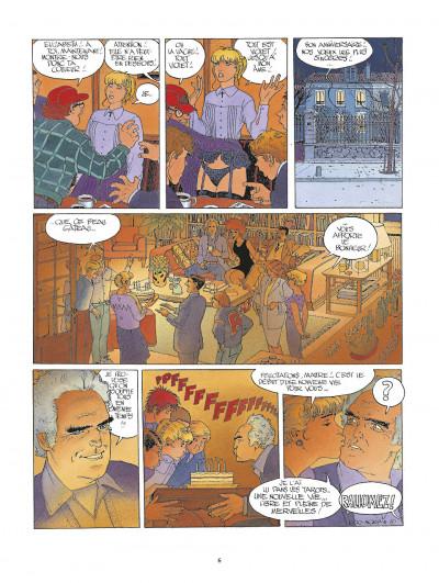 Page 6 la folle du sacré-coeur ; intégrale