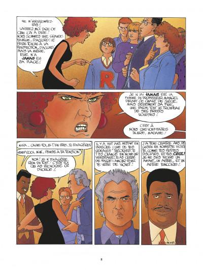Page 8 la folle du sacré-coeur ; intégrale