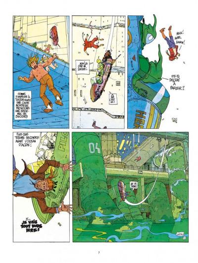 Page 3 l'incal ; intégrale