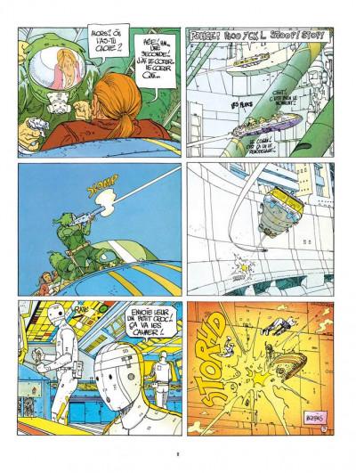 Page 4 l'incal ; intégrale
