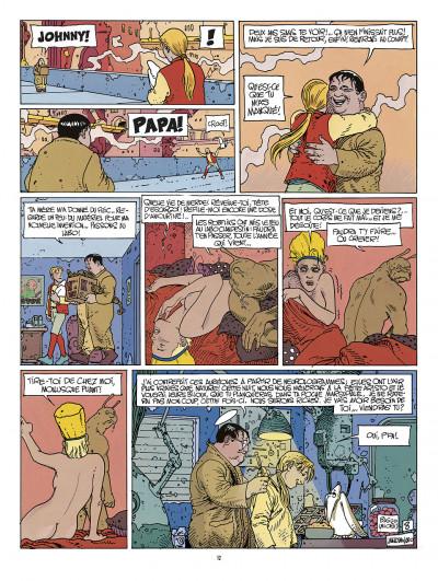 Page 8 avant l'Incal ; intégrale