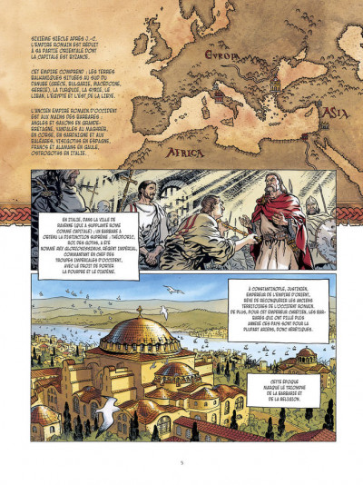 Page 1 la meute de l'enfer ; intégrale
