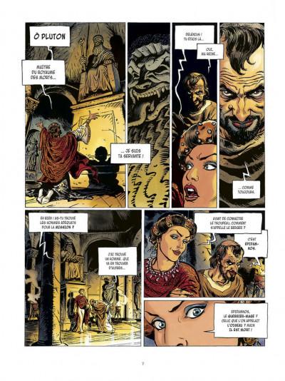 Page 3 la meute de l'enfer ; intégrale