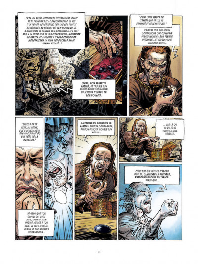 Page 4 la meute de l'enfer ; intégrale