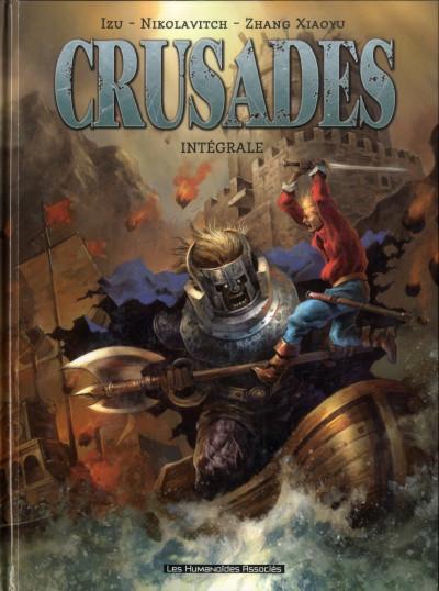 Couverture crusades ; intégrale
