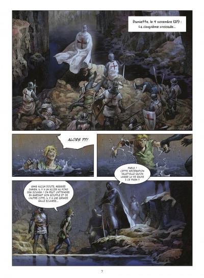 Page 1 crusades ; intégrale