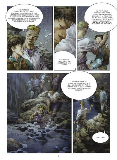 Page 3 crusades ; intégrale