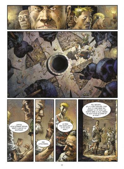 Page 5 crusades ; intégrale