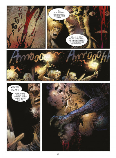 Page 7 crusades ; intégrale