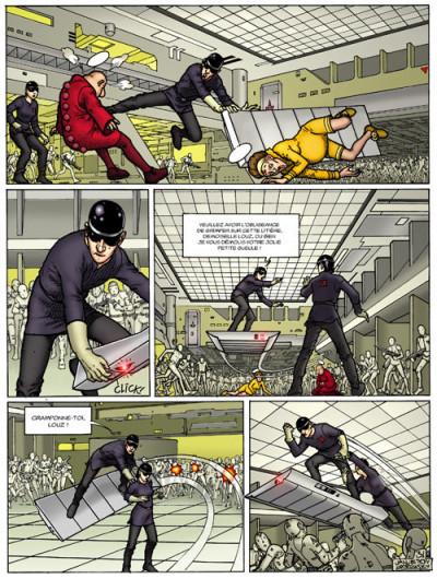 Page 2 Avant l'incal tome 4