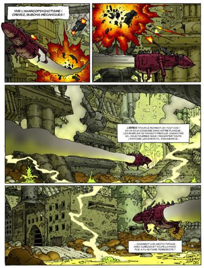 Page 3 Avant l'incal tome 4