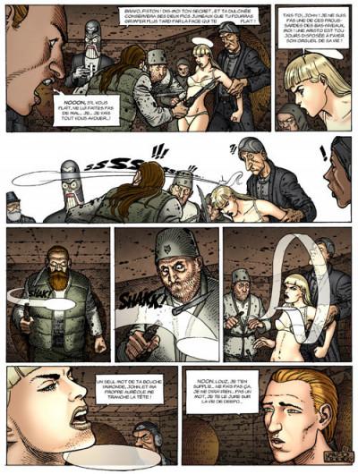 Page 4 Avant l'incal tome 4