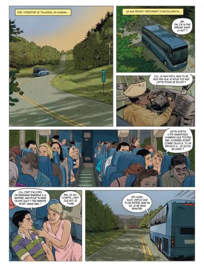 Page 1 Seul survivant tome 1
