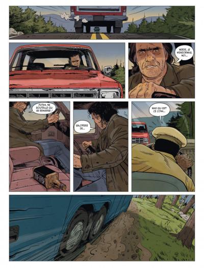 Page 2 Seul survivant tome 1