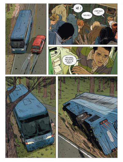 Page 3 Seul survivant tome 1