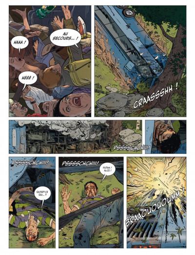 Page 4 Seul survivant tome 1
