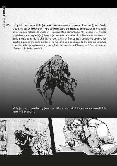 Page 1 omega complex ; intégrale