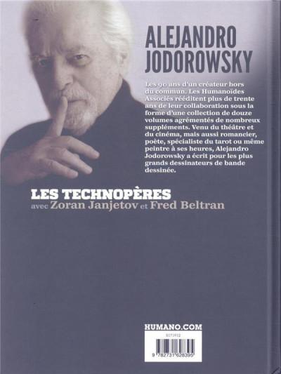 Dos Jodorowsky 90 ans tome 10