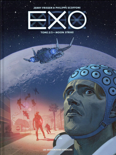 Couverture Exo tome 2