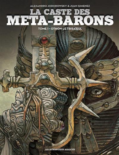 Couverture La Caste des Méta-Barons tome 1 - édition 2015