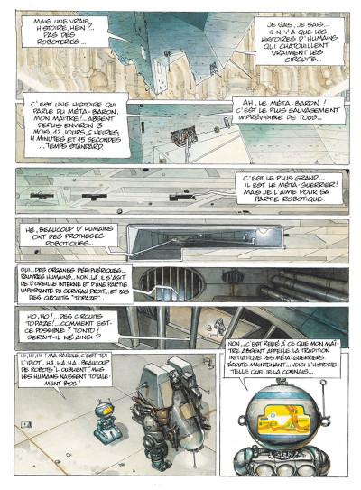 Page 2 La Caste des Méta-Barons tome 1 - édition 2015