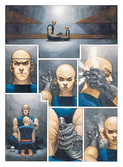 Page 3 La Caste des Méta-Barons tome 1 - édition 2015