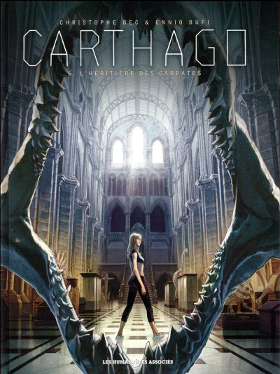 Couverture Carthago tome 6