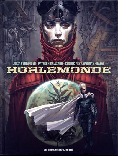 Couverture Horlemonde - intégrale (grand format)