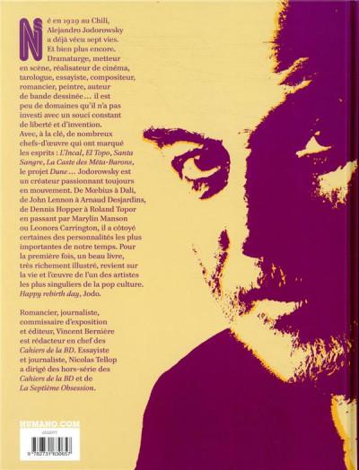 Dos Les sept vies d'Alejandro Jodorowsky