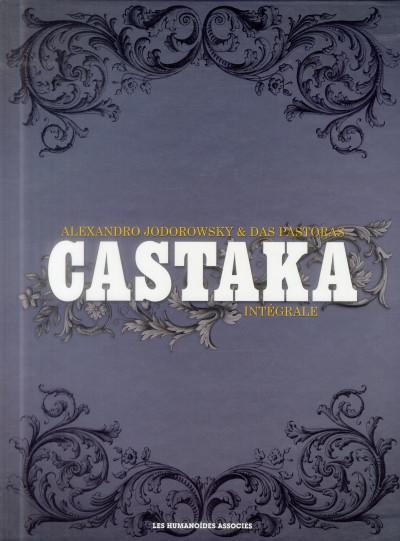 Couverture Castaka - Intégrale (sous coffret)