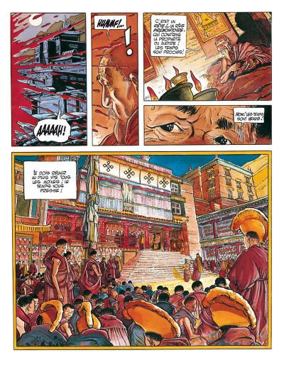 Page 5 Le Lama Blanc - Intégrale 40 ans