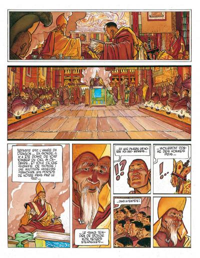 Page 7 Le Lama Blanc - Intégrale 40 ans
