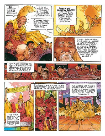 Page 9 Le Lama Blanc - Intégrale 40 ans