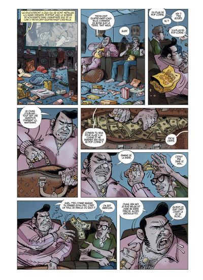 Page 5 Z comme Zombies - Le Bon, la brute et le mammouth
