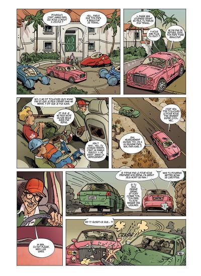 Page 7 Z comme Zombies - Le Bon, la brute et le mammouth