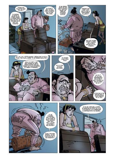 Page 8 Z comme Zombies - Le Bon, la brute et le mammouth