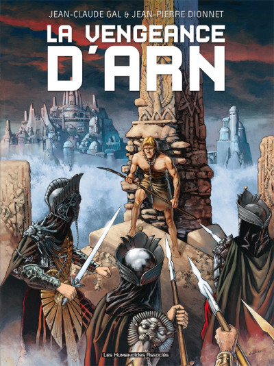 image de Arn tome 1 - la vengeance d'Arn